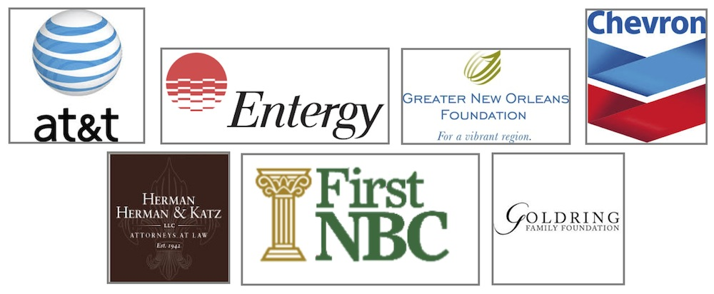 LGLA Sponsors logos